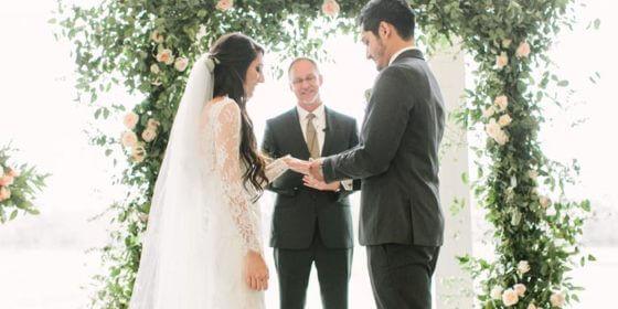 Ethereal Farmhouse Wedding