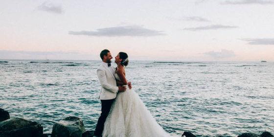 Hawaii Destination Wedding.Hawaii Dreams Sheila Mathew S Destination Wedding Color Labs