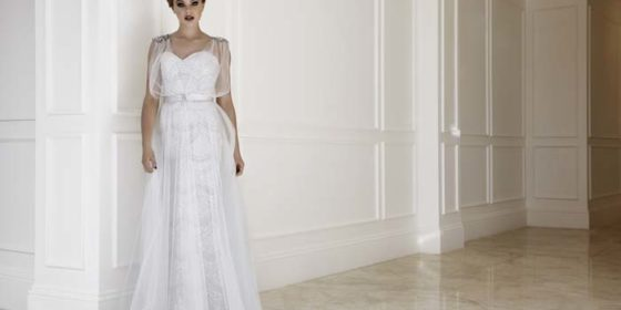 Gatsby Luxe – Glamorous 1920\'s Inspired Wedding Gowns – Color Labs ...