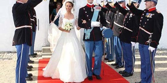 Our Favourite Royal Wedding Dresses