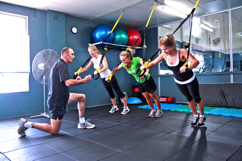 training how to become a personal trainer