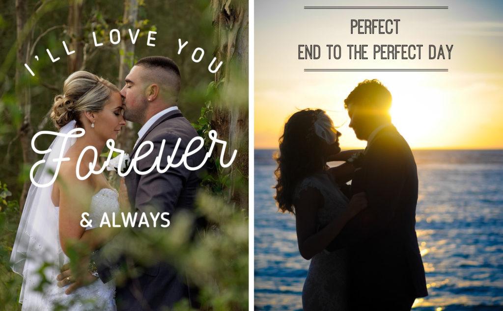 wedding text styles instasize