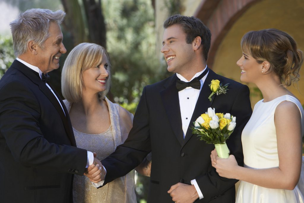 Latinx weddings involve sponsors