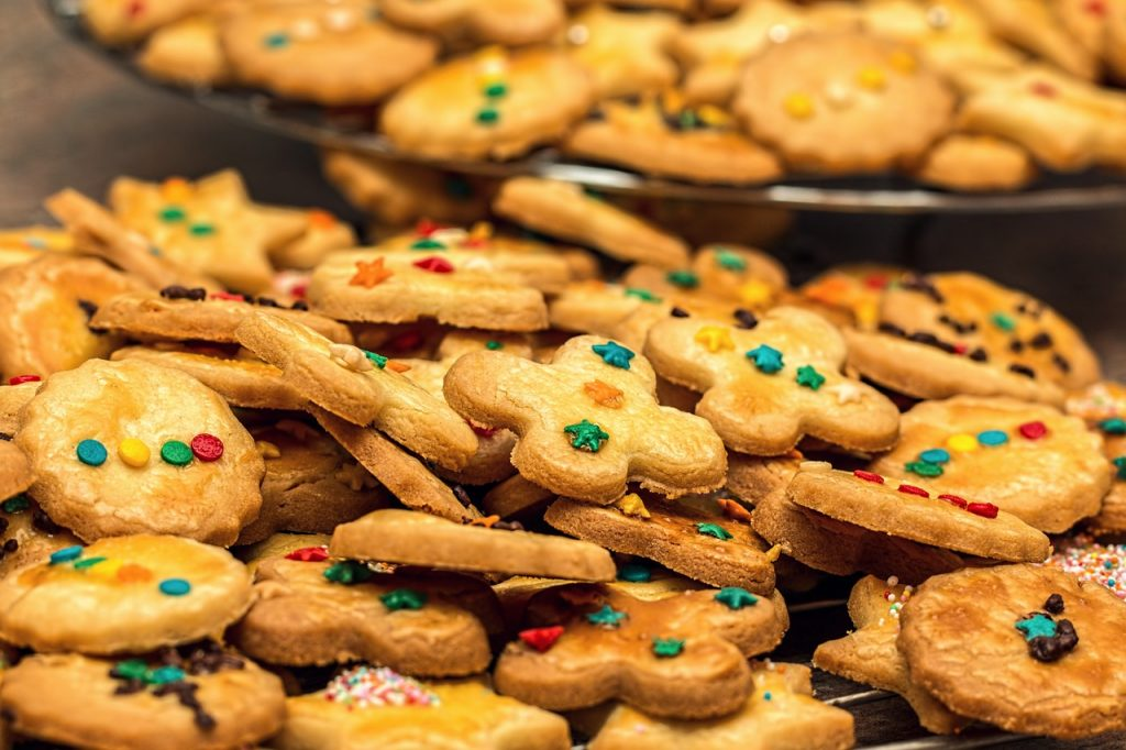cookies for wedding