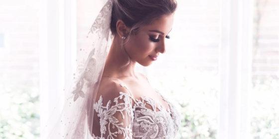 Eternally Elegant – George Elsissa Real Brides