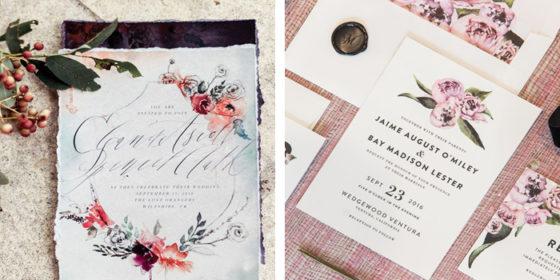 Wedding Invitation Ideas Invites To Suit Your Wedding