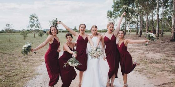8 Ways To Make Your Bridesmaids Feel Special