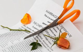 Factors behind a divorce