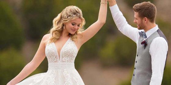 Your Dream Wedding Dress – Essense of Australia's New 2018 Fall Collection