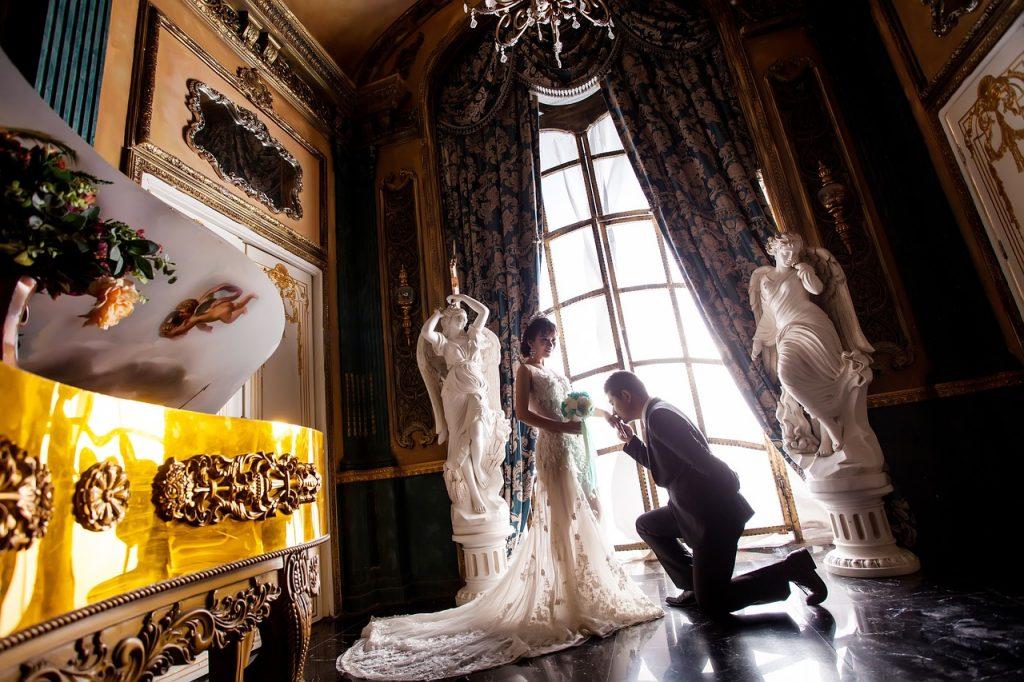 wedding in Toronto Mansions