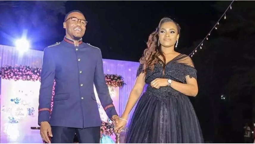 Ali Kiba wedding