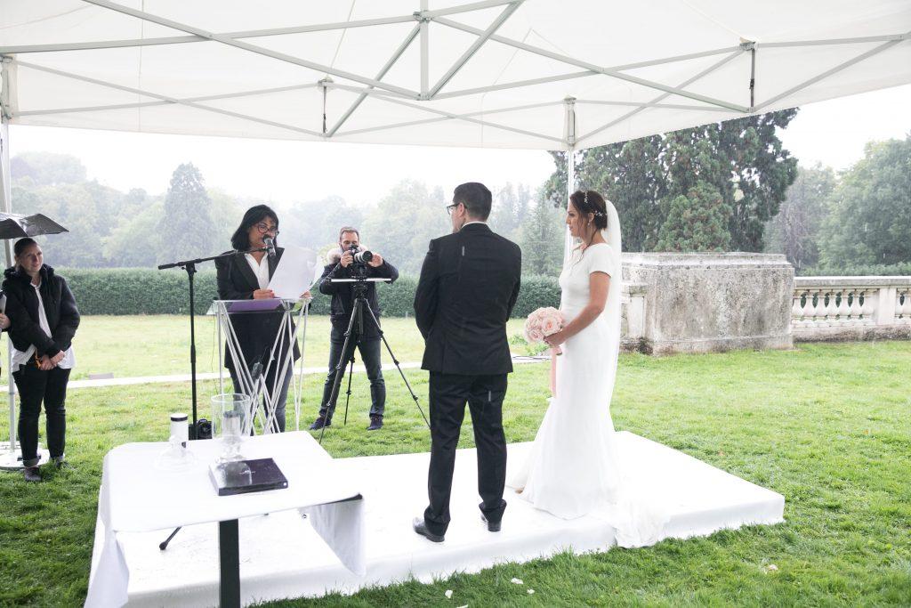 autumnal wedding venue