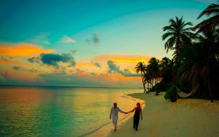 honeymoon destination