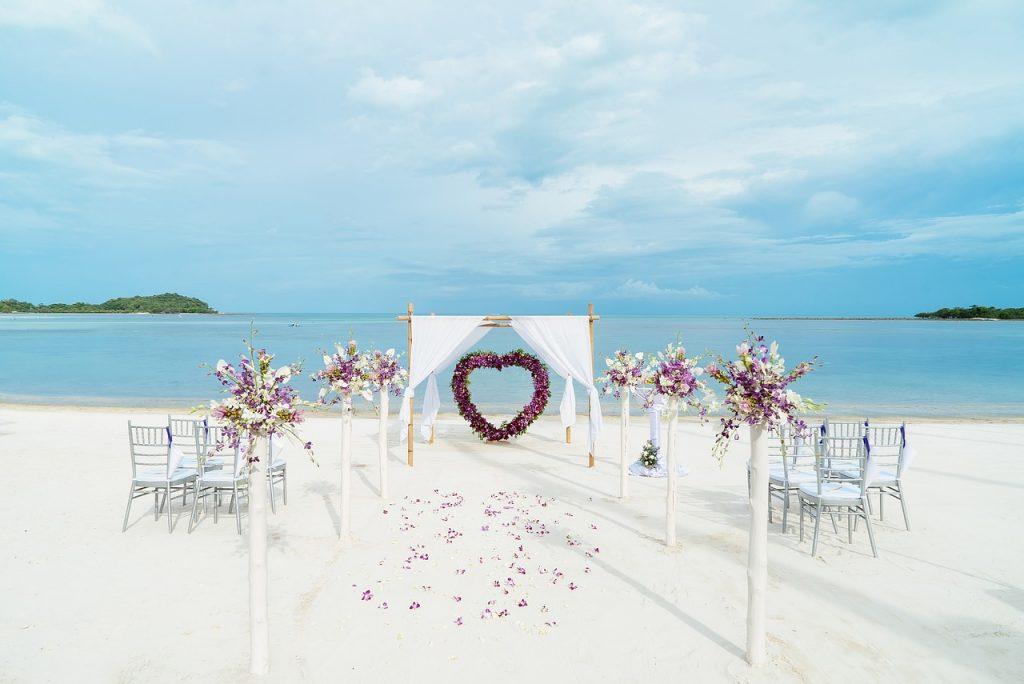 beech wedding