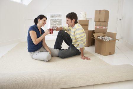 Move Into an Apartment
