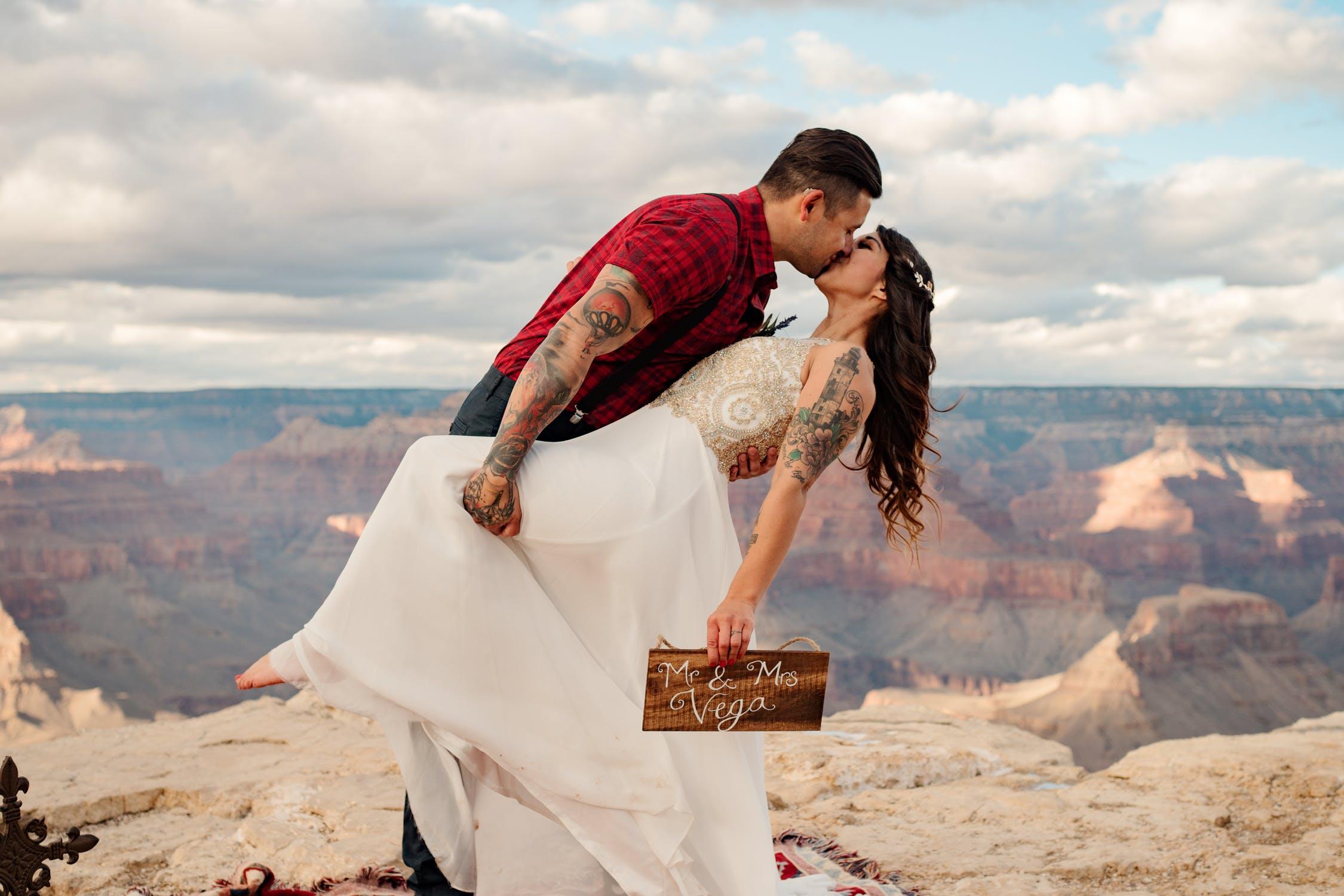 Post-wedding shooting