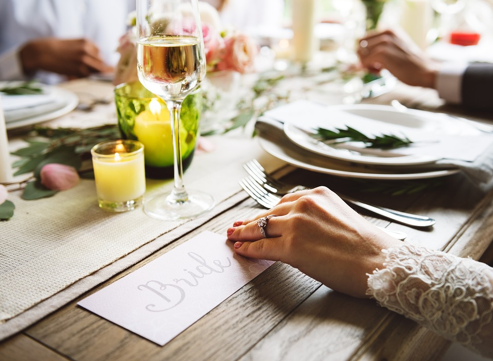 food for bride