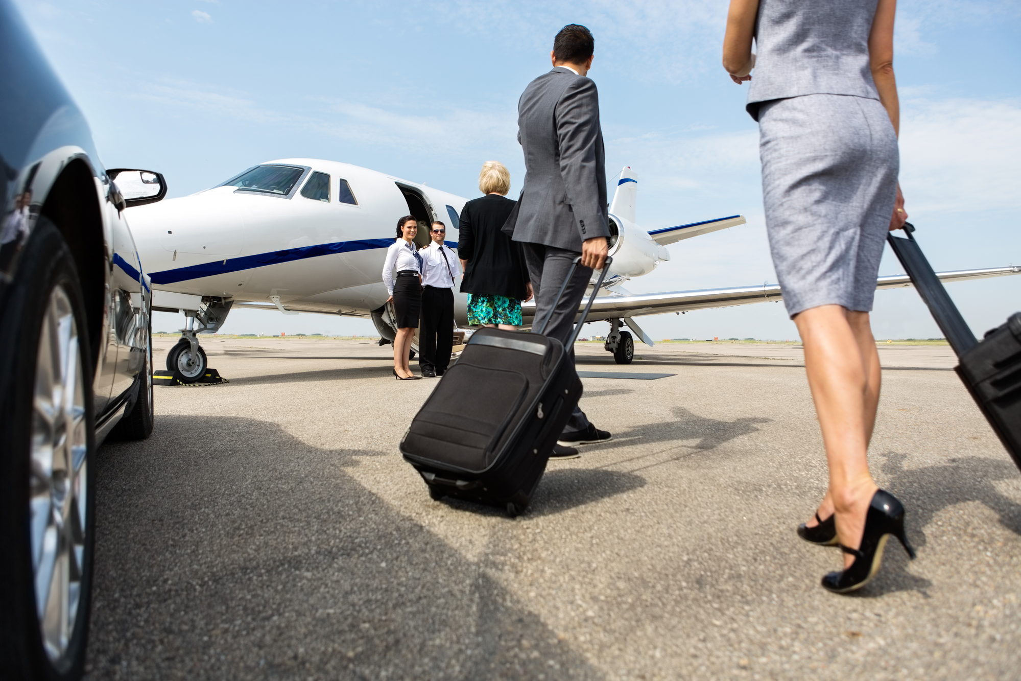 Airplanes to Charter
