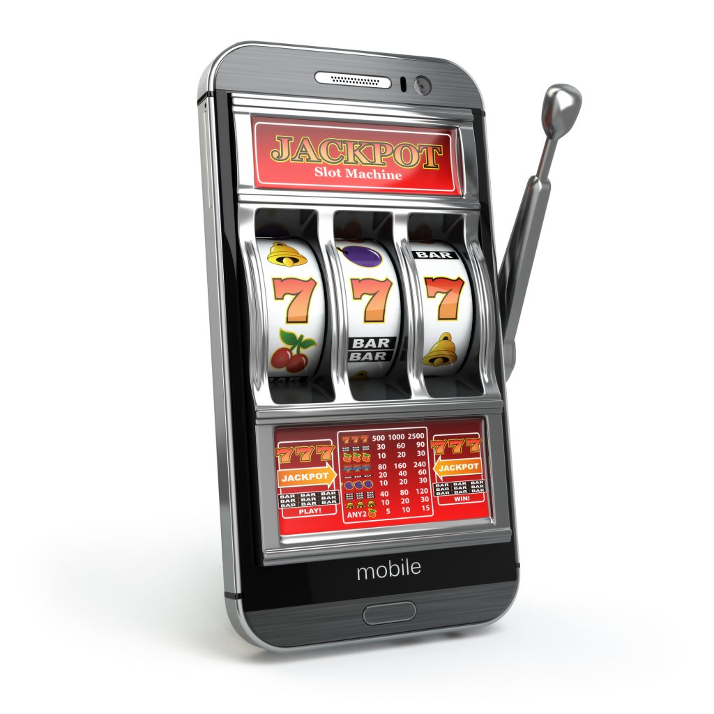 mobile slot game