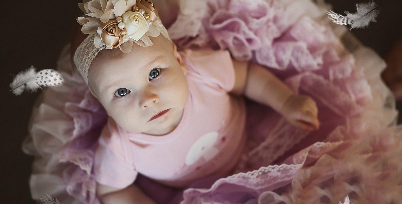Baby Girl into a Princess
