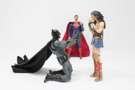 Batman Marries Wonder Woman