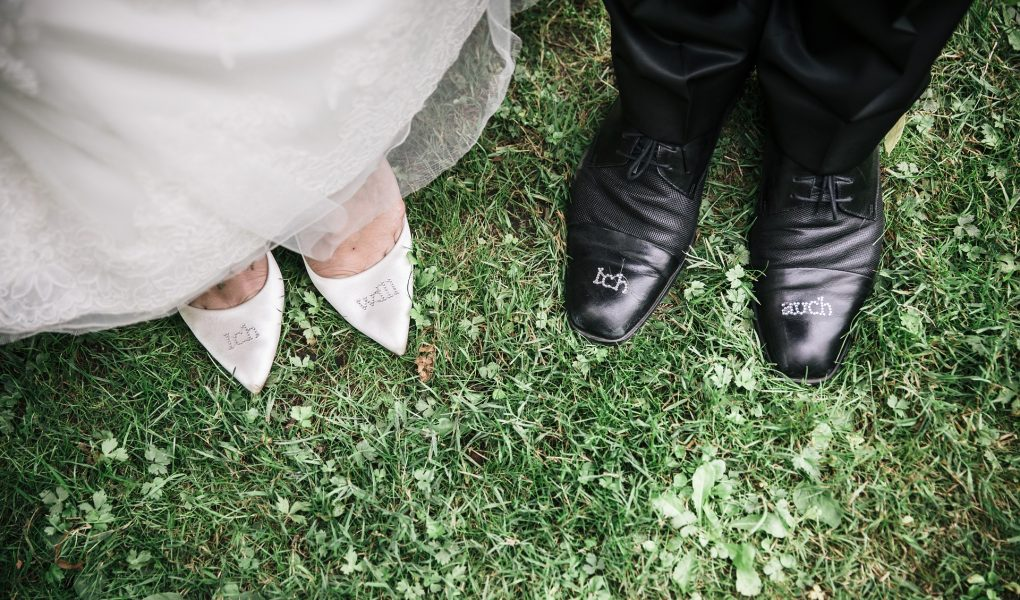 How To Pick The Perfect Bridal Shoes Color Labs Project