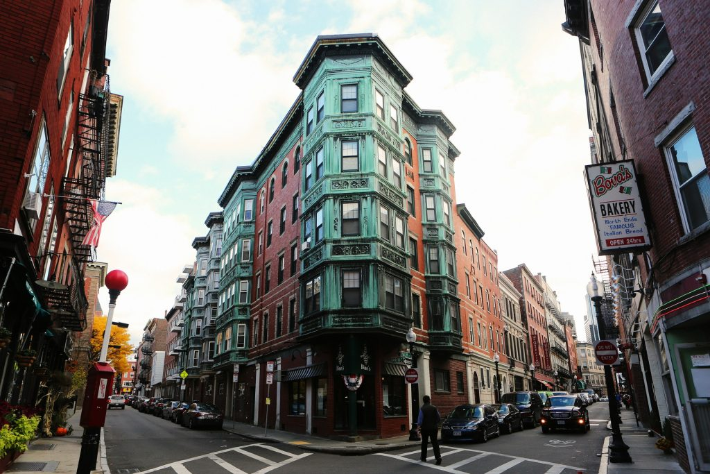 Boston  Places in Massachusetts