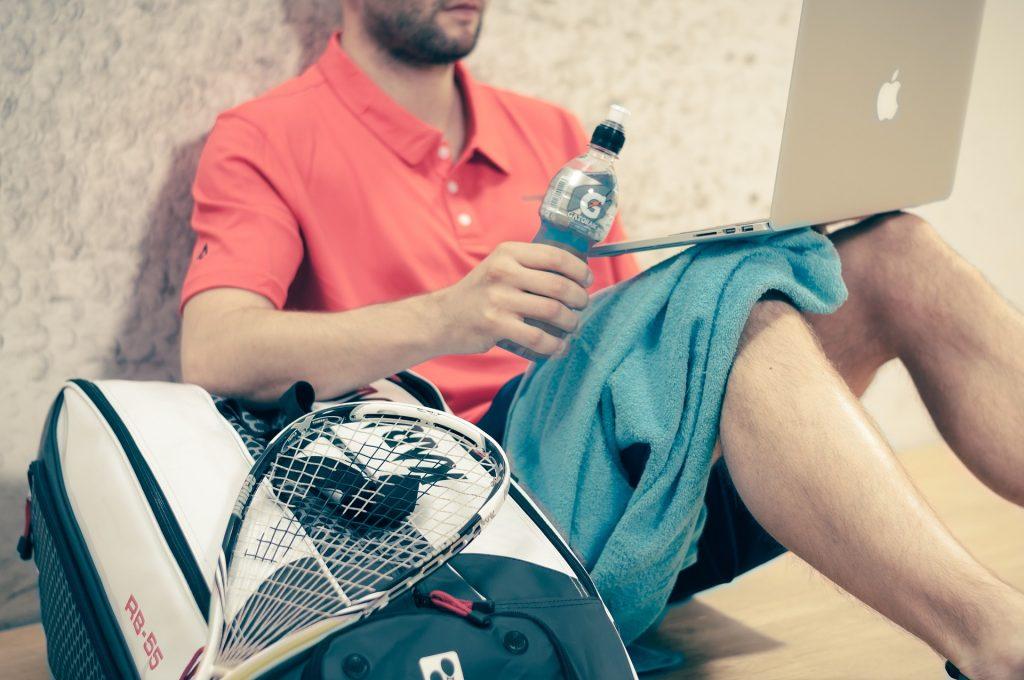 Polo shirts for tennis