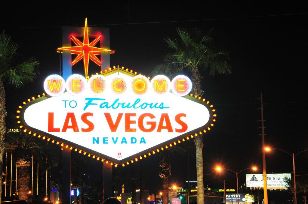 Las Vegas for a honeymoon