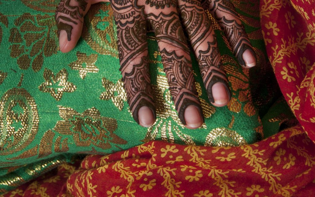 mehndi wedding designs