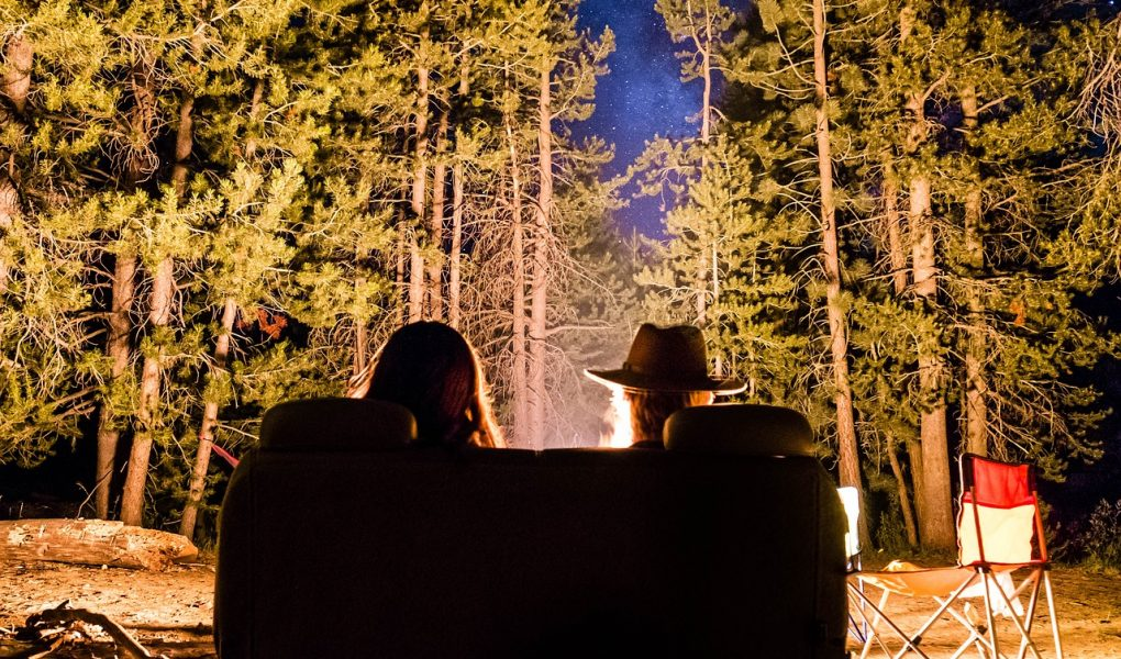 How to Plan a Camping Honeymoon