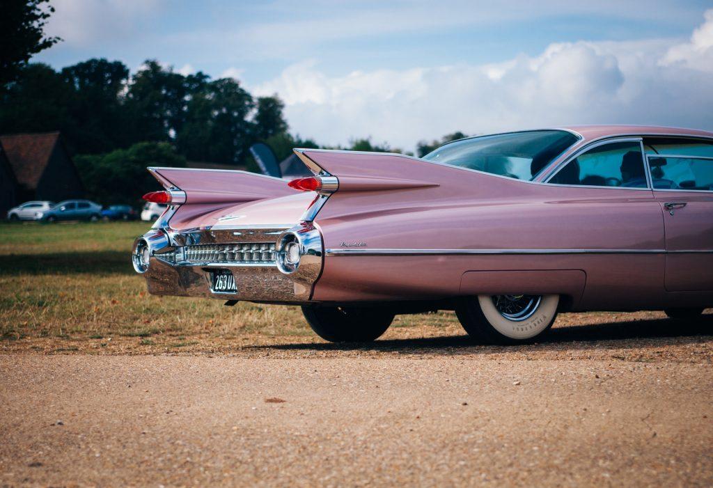 Pink Caddy