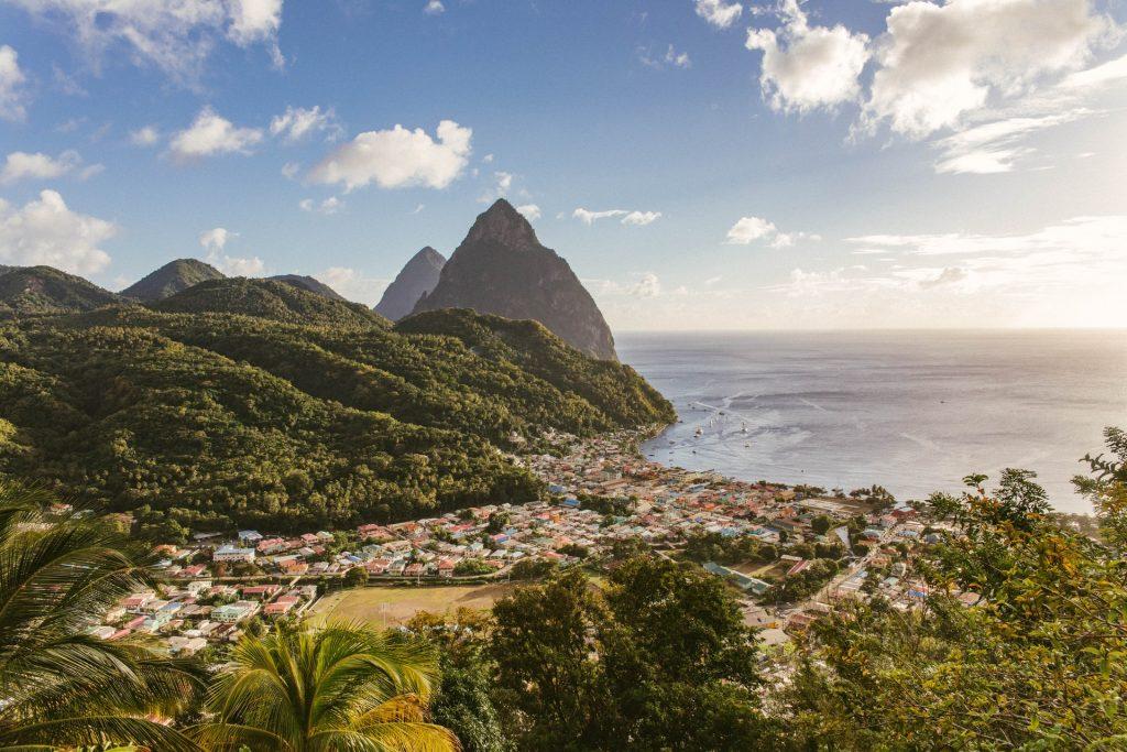 Explore Nature In St. Lucia