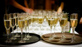 Planning the Beverages for Your Wedding Reception