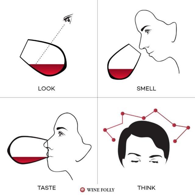 wine taisting